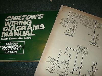[SCHEMATICS_4HG]  1989 CHRYSLER NEW YORKER DODGE DYNASTY WIRING DIAGRAMS SCHEMATICS SHEETS  SET | eBay | 1989 Dodge Raider Wiring Diagram |  | eBay