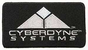 TERMINATOR-Cyberdyne-Systems-5-034-Prop-Movie-Patch