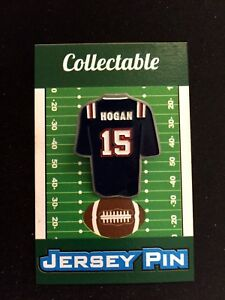 Details about New England Patriots Chris Hogan jersey lapel pin-Cool Collectable-SB CHAMPION