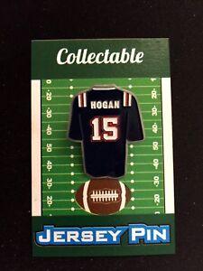 quality design 14c7f 677a1 New England Patriots Chris Hogan jersey lapel pin-Cool ...