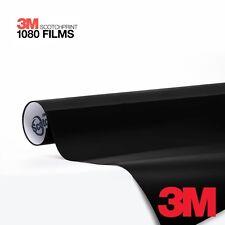 3M Scotchprint 1080 Gloss Black Vinyl Car Wrap Film 6ft x 5ft