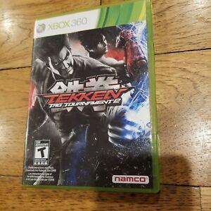 Tekken Tag Tournament 2 Xbox 360 Fighting Video Game