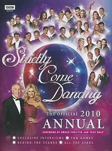 """VERY GOOD"" The Official Strictly Come Dancing Annual 2010, Maloney, Alison, Boo"