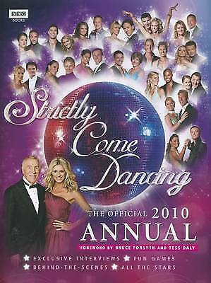 """AS NEW"" Maloney, Alison, The Official Strictly Come Dancing Annual 2010, Book"
