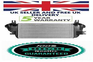Dell/'aria di Radiatore Turbo dell/'aria di RADIATORE FIAT fullback 2,4 2,5 D 2016-1530a161