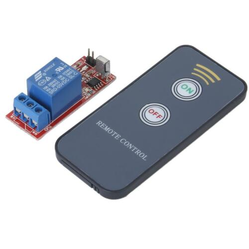 One Channel 5V LED Relay Module W//Infrared Remote Control