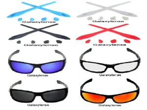 0e43e41ca6 Image is loading Replacement-Lenses-For-Oakley-Flak-2-0-Sunglasses-