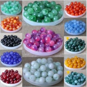 4mm-6mm-8mm-10mm-12mm-Natural-Quartz-Gemstone-Round-Spacer-Stone-Loose-Beads-DIY