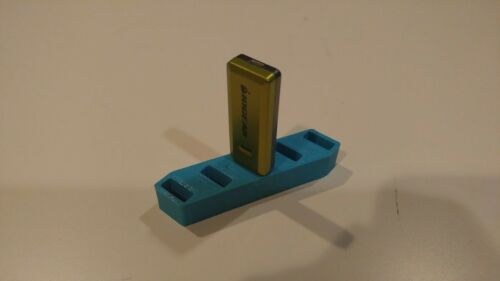 5 USB Thumb Drive Organizer Display Diagonal Visible Color Options Tidy Desk