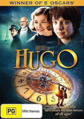 Hugo (DVD, 2012) Ex-Rental Good Condition