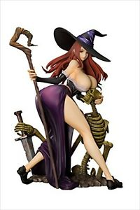 Orchid-Seed-Dragons-Crown-Sorceress-1-7-Pvc-Figure-Japan-NEW