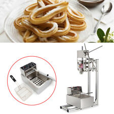 New Listing6l Electric Deep Fryer Commercial Restaurant Hotel Single Tank Fast Food Party