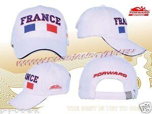 """FORWARD """"FRANCE"""" Frankreich Baseballcap Бейсболка U20113W-WW111"""