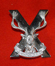 British Army. Highland Brigade Genuine OR's Cap Badge