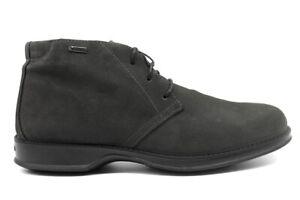 IGIeCO-4110022-Grigio-Polacchine-Scarpe-Uomo-Calzature-Casual