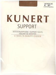 Kunert-034-Support-034-Stuetzstrumpfhose-B-Quality-versch-Farben-Gr-40-42