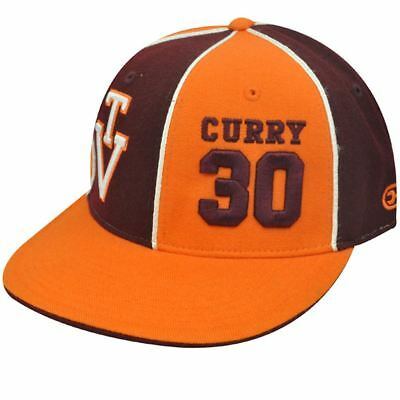 Sport Ncaa Virginia Tech 30 Passende 7 5/8 Hut Dell Curry