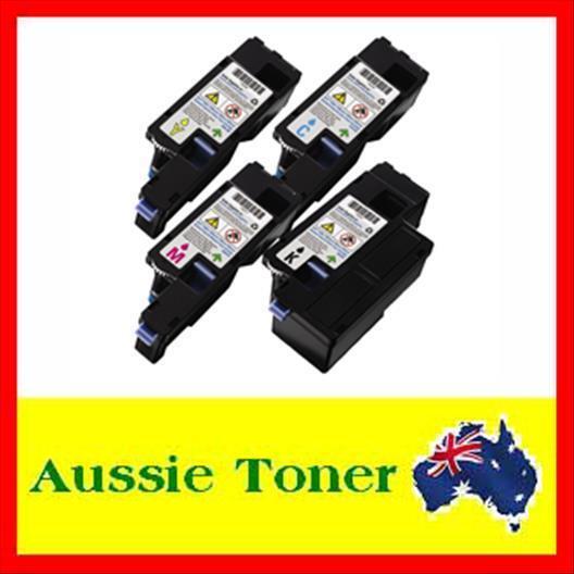 4x Toner cartridge for Xerox DocuPrint CP115w CP116w CP225w CM115w CM225fw