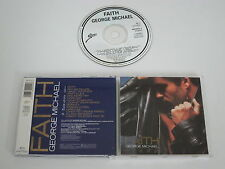 GEORGE MICHAEL/FAITH(EPIC EPC 460000 2) CD ALBUM