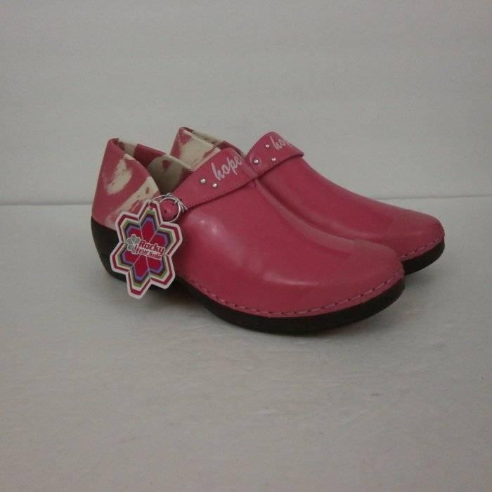 Rocky 4Eursole Rosa Rosa Rosa Patent Clogs 3 Styles in 1 damen 40 EU 9-9.5 US NIB RKYH007 ed97ef
