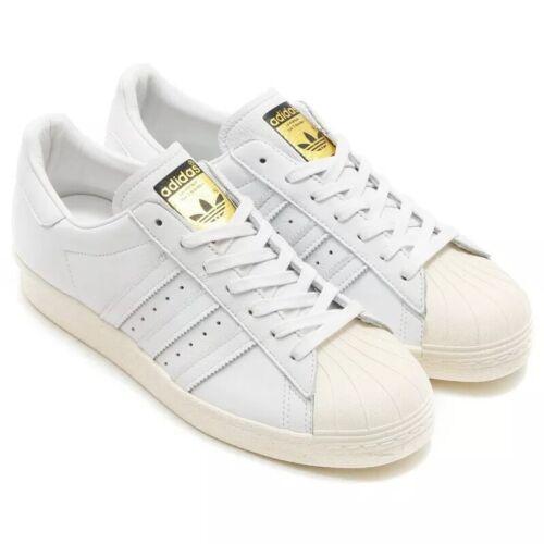 innovative design d3dcc 2f6c2 90 para Reino Adidas precio o 10 Unido hombre 5 3 Tama eur Entrenadores  Nuevo 45 Superstar 80 s Deluxe ...
