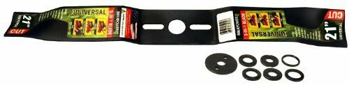 Maxpower 331951S 21-Inch Universal 3-n-1 Lawn Mower Blade, New, Free Shipping