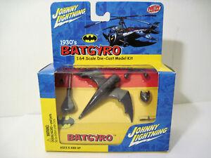 Johnny-Lightning-Batman-1930s-Batgyro-1-64-Die-Cast-Model-NIB-Sealed-NICE-BOX