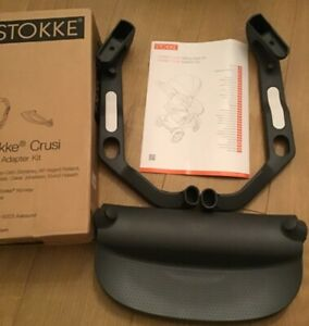 Details About Stokke Crusi Sibling Adapter Kit Brand New