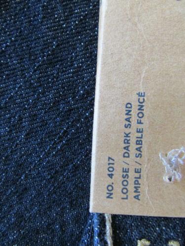 Sombre Jeans 31x32 American Homme Libre Navire Loose Eagle Sable New Lavage ptxXg8qtw