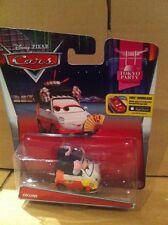 """Disney Cars Diecast - """"Okuni"""" - Tokyo Party-Nuevo 2015: tarjeta de franqueo combinado"""