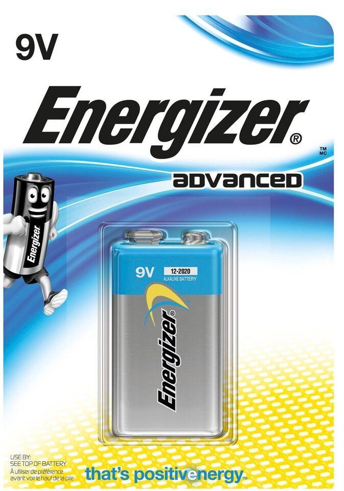 Andet, Energizer