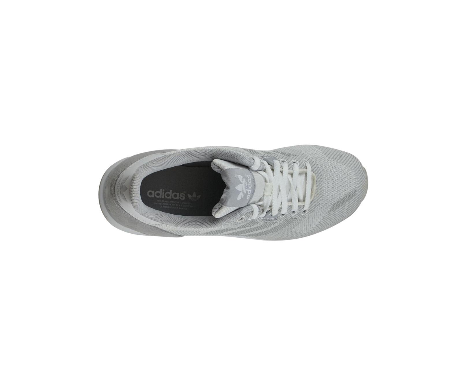Adidas ZX 700 Weave W W W vinwht clonix ftwwht Schuhe Turnschuhe grau weiß 5f558f