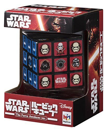 Star Wars Rubik/'s Cube The Force Awakens Ver.