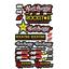 Rockstar Energy Drink Decal Sticker Graphic Motocross Motorcycles Dirt Bike Fine