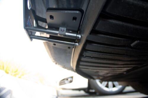 Removable License Plate Bracket 2011-2016 Audi A8