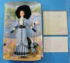 Barbie Promenade Dans Le Parc 20ème Poupée Silkstone 18630 Collector Edition 1910