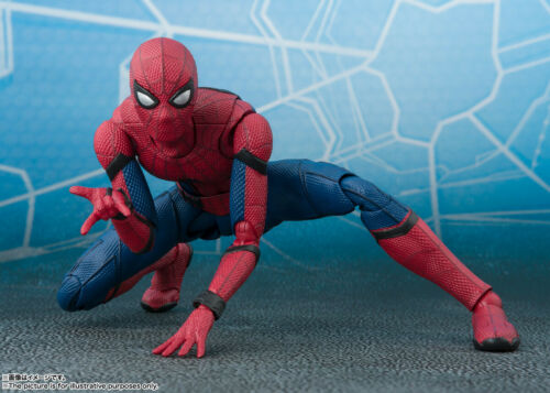 Spider-Man: Far From Home Japan version Bandai S.H.Figuarts Spider-Man