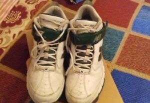 Dettagli su Scarpe NEW BALANCE BB 8026 basket palestra scarpe uomo usate tg. 47 eu 13 us