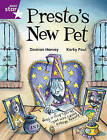 Rigby Star Independent Purple Reader 2: Presto's New Pet by Pearson Education Limited (Paperback, 2003)