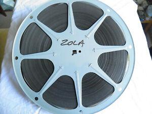 Film-16mm-Documentaire-034-ZOLA-034-de-Jean-Vidal-annees-50