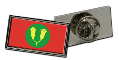 Zanzibar Revers Drapeau Broche Badge