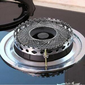 High Quality Stainless Steel Silver Cover Supplies Superior Baking Gas Stove HS