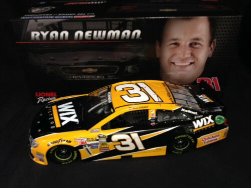 Ryan Newman 2014 #31 Wix Filters Action Platinum Series 124 Diecast