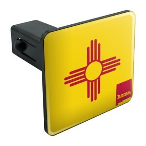 New-Mexico-NM-Home-State-Flag-Licensed-Tow-Trailer-Hitch-Cover-Plug-Insert
