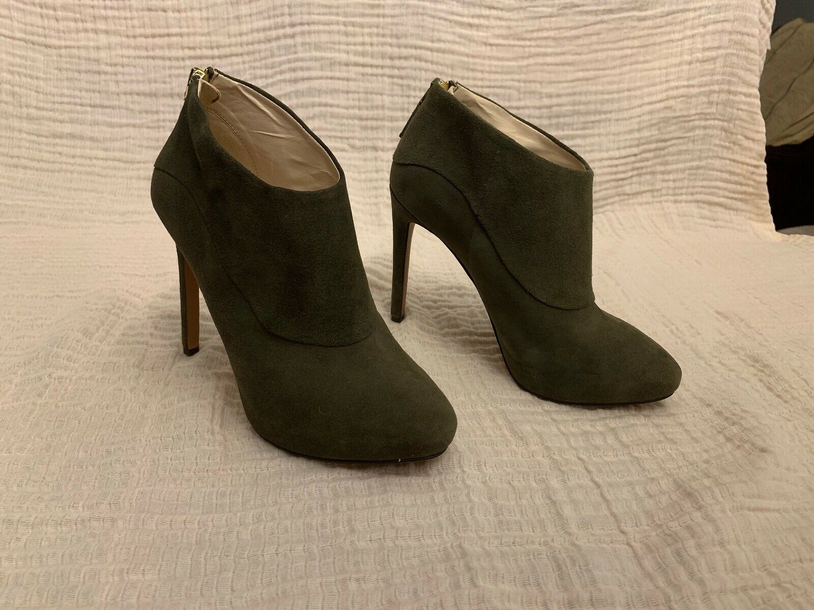 New NIne West Booties Size 7