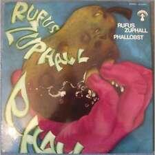 rufus zuphall - phallobst  ( LongHair)  re-release  vinyl-  LP
