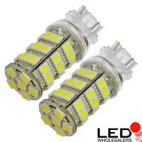 3157 T20 Wedge Dual-intensity Brake Light Led Bulb W/ 36xsmd5050 12v Dc (2-pack)