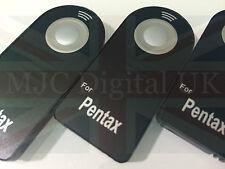 PENTAX IR WIRELESS REMOTE CONTROL K5 K5II K7 K3 K20D K200D K2000 K10D K100 KX KM