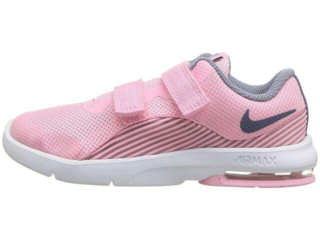 TDV Nike Air Max Advantage 2 Pink//D-Blue Toddler Girl/'s Sneakers-Asst Size NWB