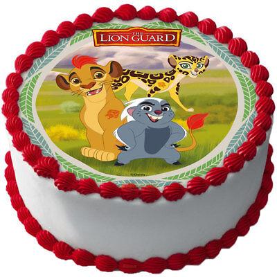 König der Löwen Eßbar Tortenbild Muffin Tortenaufleger Party Deko Simba Cupcake